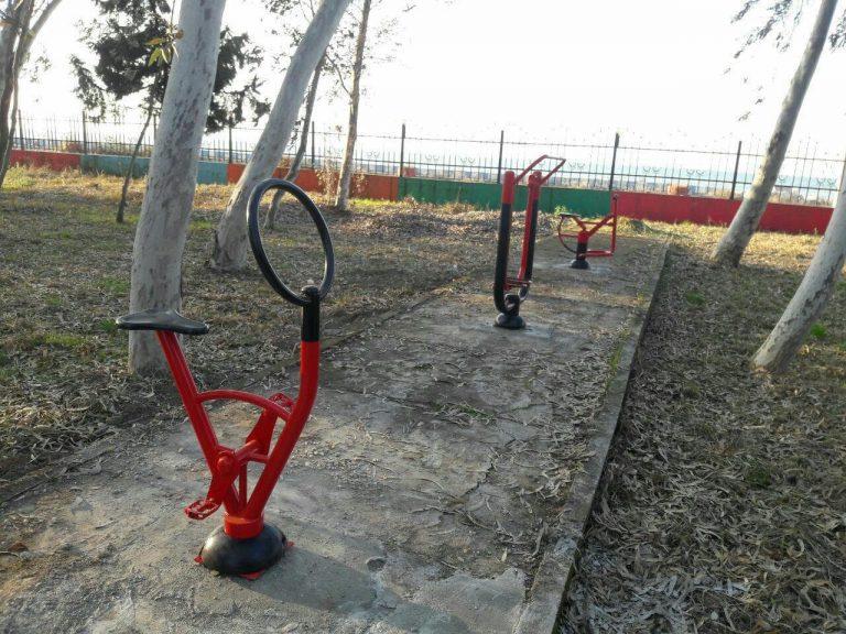 دستگاه ورزشی پارکی – ساری