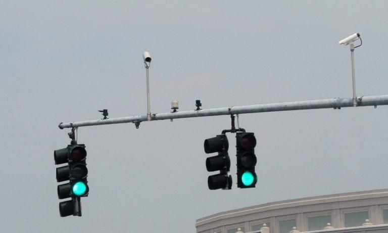 Camera towers
