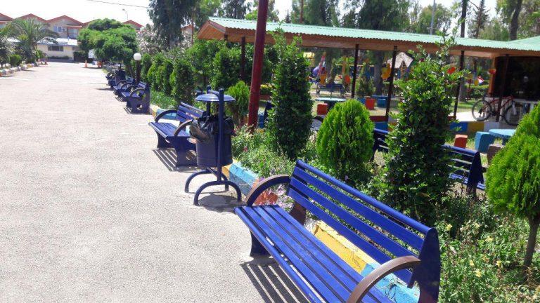 صندلی پارکی – ساری