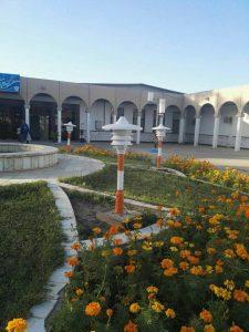 چراغ پارکی – بوشهر